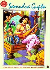 Buy Amar Chitra Katha Ancient Indian History Samudra