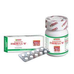 Buy Bakson's Homoeopathic Formula 'D' Tablet for Urticaria