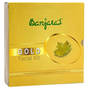 Banjara's Gold Facial Kit