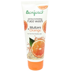 Banjara's Multani+Orange Face Wash