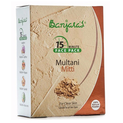 Banjara's Multani Mitti Face Pack Powder