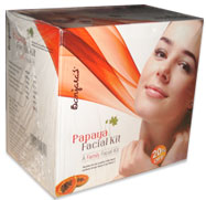 Banjara's Papaya Facial Kit