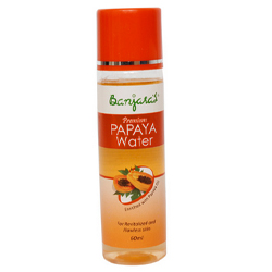 Banjara's Premium Papaya Water