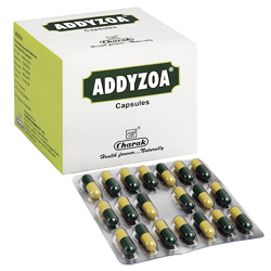 Buy Charak Pharma Addyzoa Capsules  Improves Sperm Count