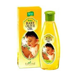 Ammco bus : Olive oil good for baby massage
