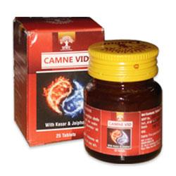 Buy Dabur Camne Vid Tablets  Premature Ejacualtion, Potency