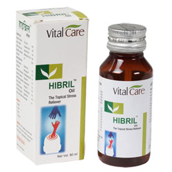 Hibril Oil Stress Reliever