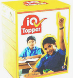 iQ Topper - Give your child IQ Topper every day for top concentration. Top ranks. Top performance