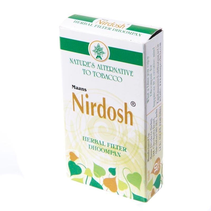 Nirdosh herbal cigarette