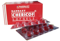 Chericof Cough Syrup