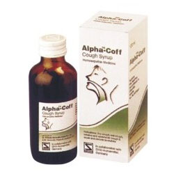 Alpha Coff Homeopathy Cough Syrup
