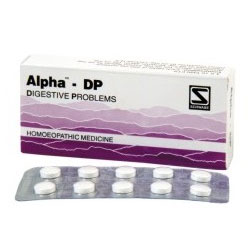 Alpha DP For Digestive Problems