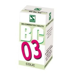 Schwabe Homeopathy Bio Combination 03 for Colic