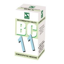 Schwabe Homeopathy Bio Combination 11 for Fever