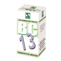 Schwabe Homeopathy Bio Combination 13 for Leucorrhoea