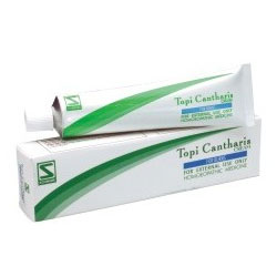 Topi Cantharis Cream For Minor Burns