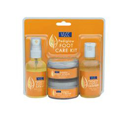 VLCC Pediglow Foot Care Kit