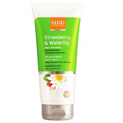 VLCC Strawberry Waterlily Peel Off Mask