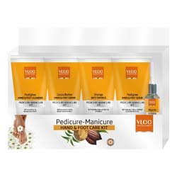 VLCC Pedicure-Manicure Hand and Foot Care Kit