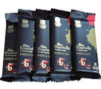 Buy Cadbury S Bournville Fine Dark Chocolate Raisin And
