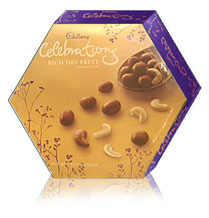 Cadbury Celebrations Rich Dry