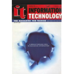 Buy Information Technology English Magazine Online Shop