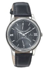 Titan Classique Analog Black Dial Men's Watch - 1620SL01