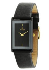 Titan Classique Analog Black Dial Men's Watch - NE291NL02