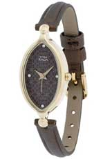 Titan Raga Analog Brown Dial Women's Watch - NE2499YL01