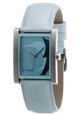 Titan WWF Analog Blue Dial Men's Watch - 1071SL05