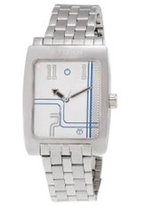 Titan Youth Analog White Dial Men's Watch - NE1591SM02